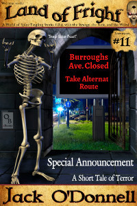 Special Announcement - Land of Fright Terrorstory #11